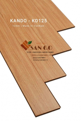 Sàn gỗ Kando 12mm