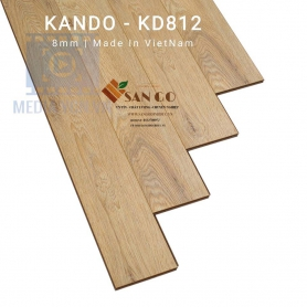 Sàn gỗ Kando 8mm